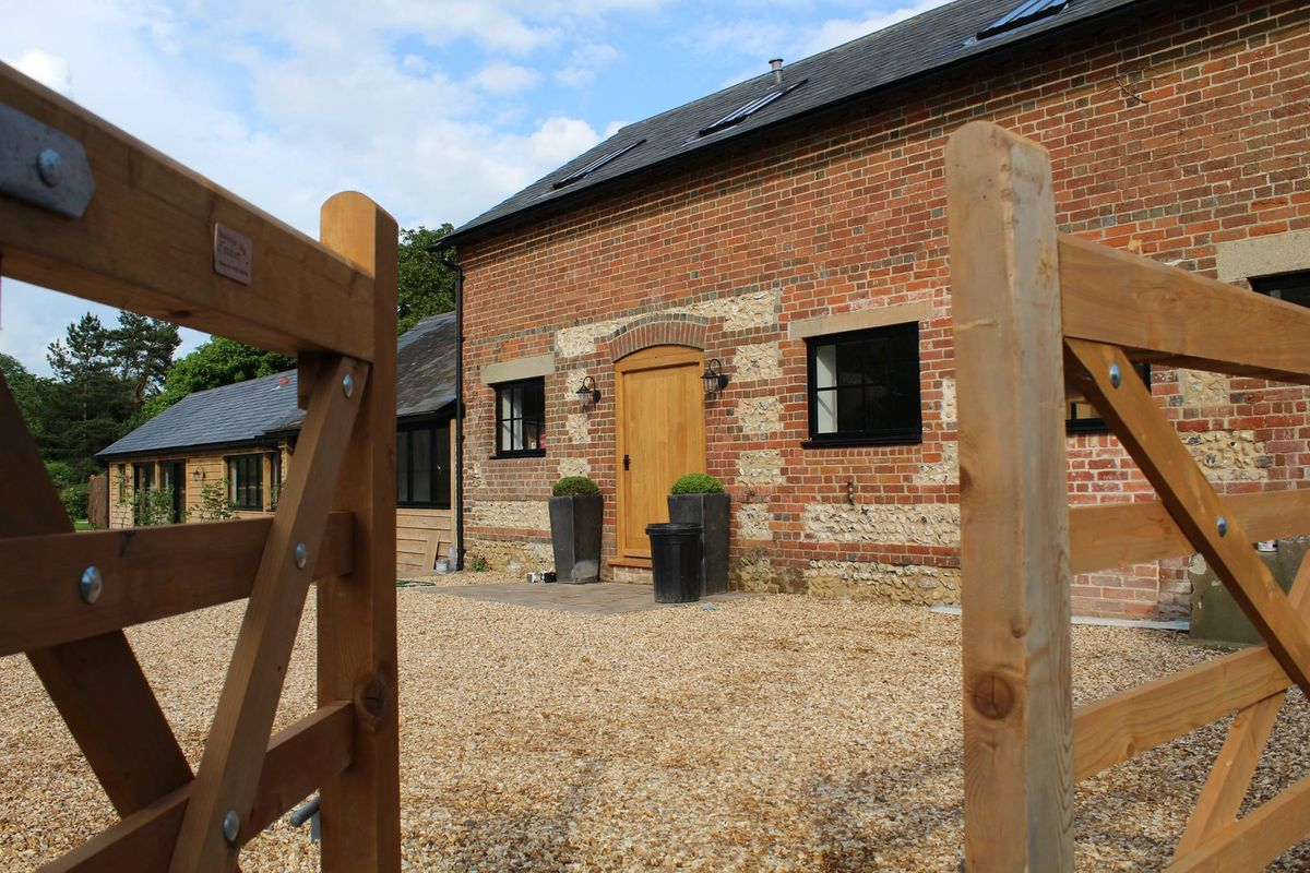 Barn Conversion to new home